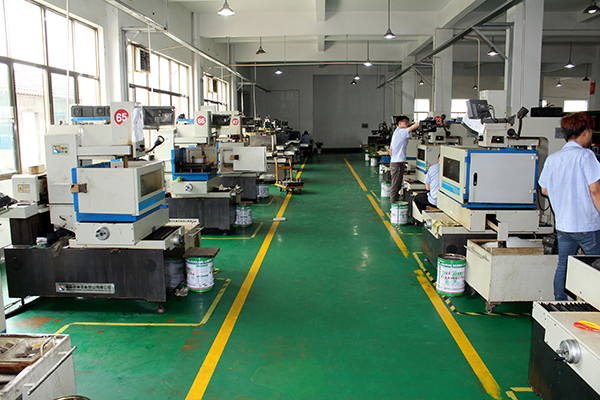 Mold manufacturing equipment